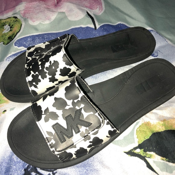Michael Kors Shoes - Michael Kors Slides